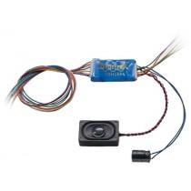SDH166D Standard 1 Amp Sound Decoder HO Scale