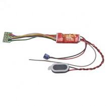 SDN136PS Standard 1 Amp Sound Decoder N Scale