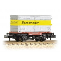 377-346 Conflat with Vented Alloy BA Container Speedfreight