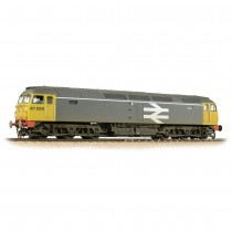 31-664 CLASS 47/0 RAILFREIGHT GREY - WEATHERED