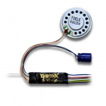 SFX0416 1 Amp HO/N SoundFX & Function Decoder