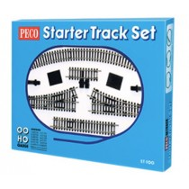 ST100 Setrack OO/HO Starter Track Set.
