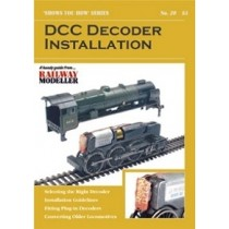 SYH20 DCC DECODER INSTALLATION