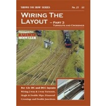 SYH21 WIRING THE LAYOUT - PART 3