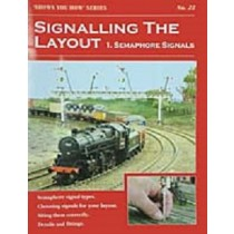 SYH22 SIGNALLING THE LAYOUT - SEMAPHORE SIGNALS