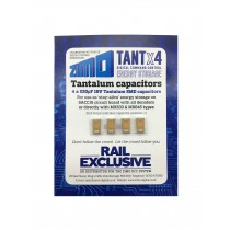 TANTX4 CAPACITORS 4 X 220MF