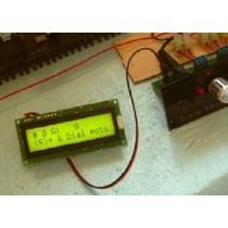 TNS002 PROGRAMMING ADAPTOR LCD