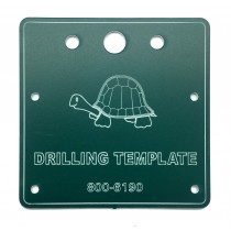800-6190 TORTOISE DRILLING TEMPLATE