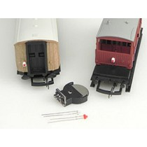 TTAL2 AUTOMATIC TAIL LIGHT & FIREBOX EFFECT