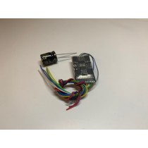 MX687W FUNCTION DECODER NON SOUND WITH WIRES