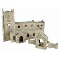 PO226 PARISH CHURCH OO GAUGE