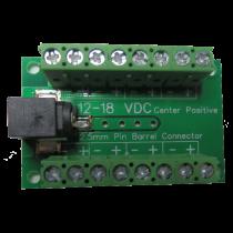 Wifi Trax WAP-80 Eight-Way Power Distribution Board