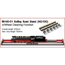 PRR-HO-01 ROLLING ROAD & WHEEL CLEANER