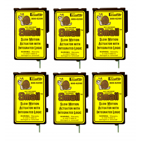 800-6206 Smail digital slow motion point motors 6 pack
