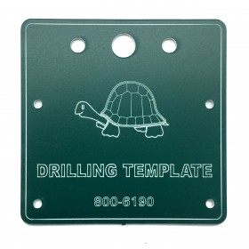800-6190 TORTOISE DRILLING TEMPLATE