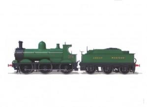 OR76DG003 Dean Goods Steam Locomotive Great Western 2475