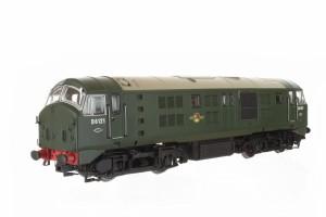 4D-025-001 CLASS 21 D6121 BR GREEN