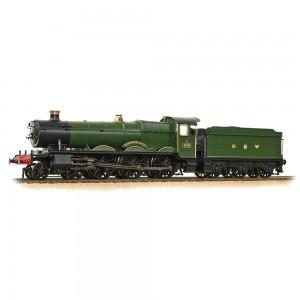 32-007 GWR 49XX 'Hall' 4920 'Dumbleton Hall' GWR Green (GW Crest)