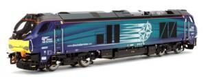 4D-022-016 DAPOL Class 68 034 DRS