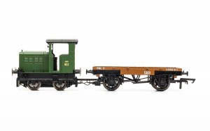 R3706 War Department, R&H 48DS, 0-4-0, 'Army 802'