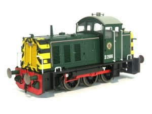 ZS07P CLASS 07 DIESEL PROTODRIVE SOUND FOR ZIMO