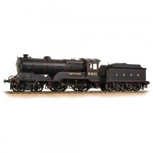 31-137A LNER D11/2 6401 'James Fitzjames' LNER Lined Black