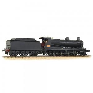 35-176 ROD 2-8-0 2406 LNWR BLACK OO GAUGE
