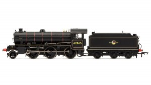 R3417 BR, K1 Class, 2-6-0, 62065, Late BR