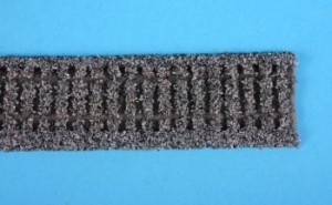 GM201 Grey Ballasted Underlay N Scale (Flexible 5m Roll)