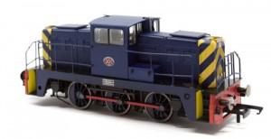 GV2015 Port of London Janus Diesel Locomotive No.201