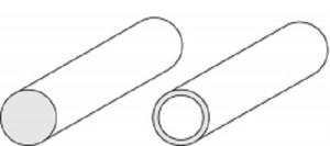 EVG229 TUBE 7.1MM DIA. 3 PACK