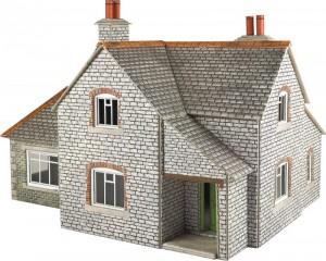 PO257 GRANGE HOUSE OO GAUGE