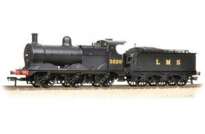 31-627B CLASS 3F LMS BLACK