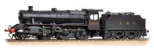 31-690 LMS STANIER MOGUL 2965 LINED