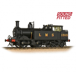31-741SF 1532 (1P) Tank 1303 LMS Black (Original) (Sound fitted)