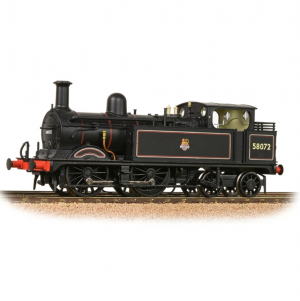 31-742 1532 (1P) Tank 58072 BR Lined Black (Early Emblem)
