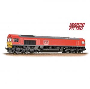 32-734BSF Class 66/0 66117 DB Cargo Sound fitted