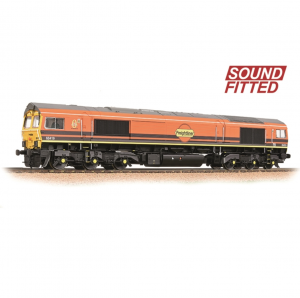 32-739SF CLASS 66/4 Freightliner sound fitted