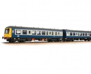 32-908 108 2-Car DMU BR Blue & Grey