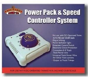 36-560 TRAIN CONTROLLER AND TRANSFORMER