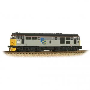 371-136  31/1 Refurbished 31319 BR Railfreight Petroleum Sector