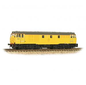 371-137  31/6 Refurbished 31602 Network Rail Yellow