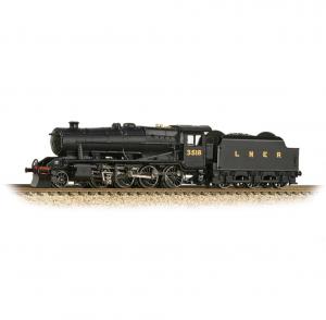 372-160 LNER O6 3506 LNER Black (LNER Revised)