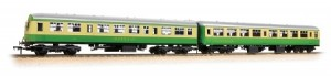 39-005 BR MK2A TSO AND CLASS 101 DTCL 'HIGHLANDER' COACH PACK