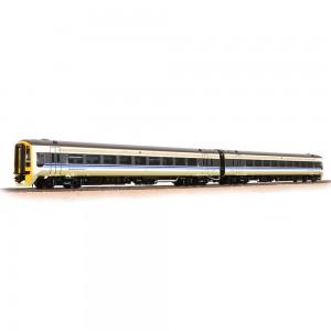 31-517 Class 158 2-Car DMU 158849 BR Regional Railways
