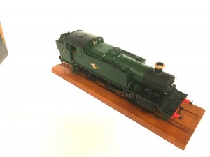 6103 GWR/BR 61xx Large Prairie BR Unlined Green LC 6111 O GAUGE