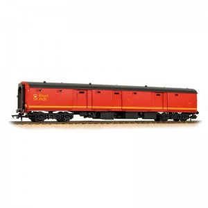 39-760 BR Mk1 TPO POT Stowage Van Royal Mail Letters Large Red