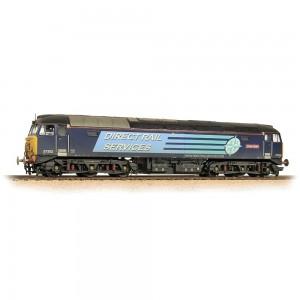 32-763A Class 57/3 57302 'Chad Varah' DRS Compass (Original) WEATHERED