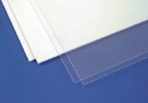 EVG9007 J3 CLEAR 0.4MM THICK