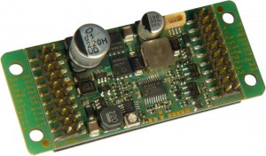 MX696V LARGE SCALE SOUND DECODER SLIM DESIGN